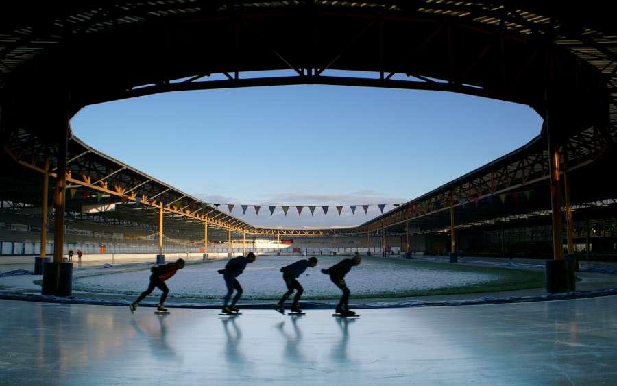 wintersport - Afbeelding