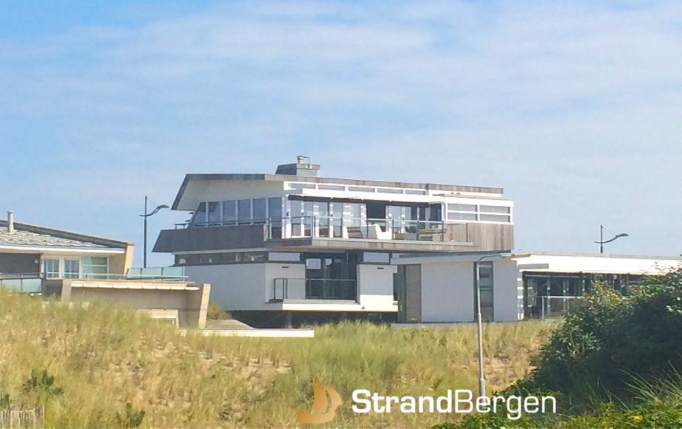 Strandvilla Noord, Design-Haus in bester Lage, Weltklasse!