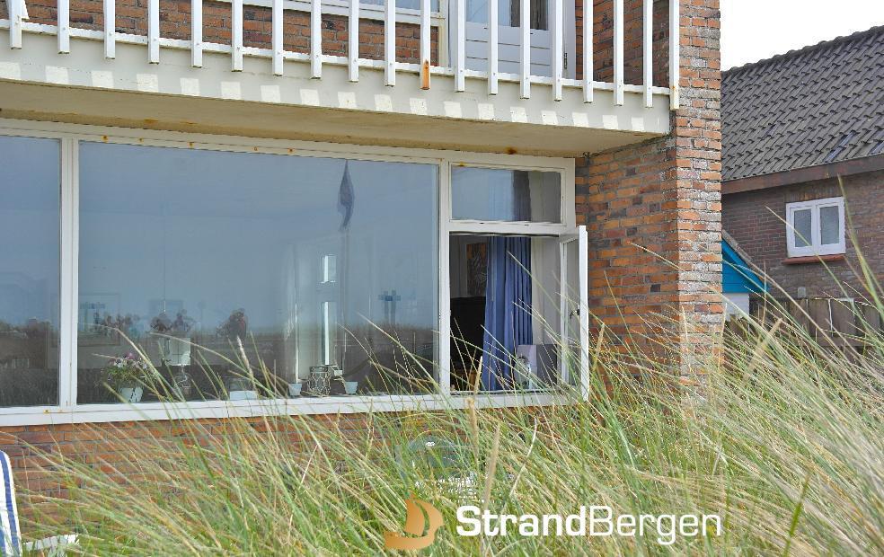 Duinennest, Wohnung mit Meerblick an der Promenade!