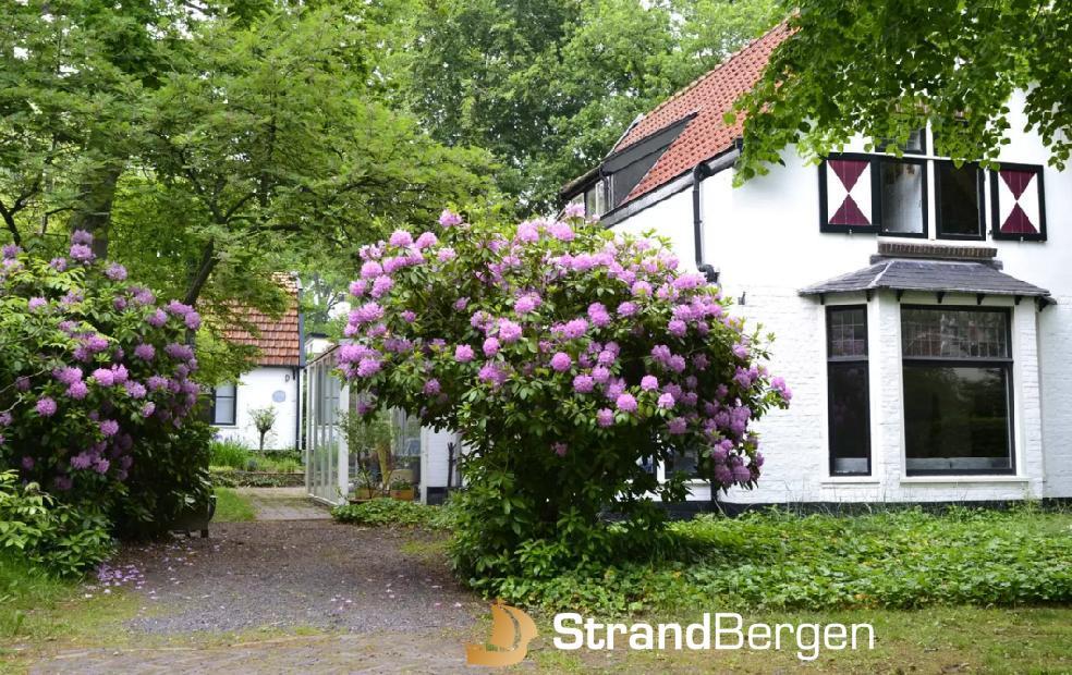 Constantia, Ferienhaus im Zentrum von Bergen