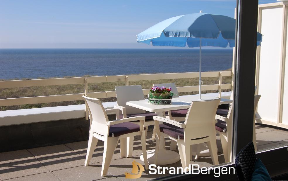 Apartment Victoria 2 mit einzigartigem Meerblick in Egmond aan Zee