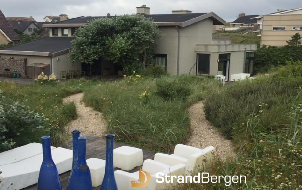 Villa de Duinpan, comfort, duintuin, strand en kwaliteit in Bergen aan Zee