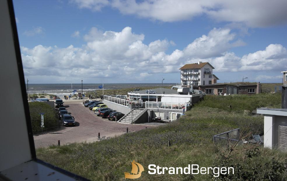 Butterfly in Bergen aan Zee, stilvolle Wohnung mit Meerblick