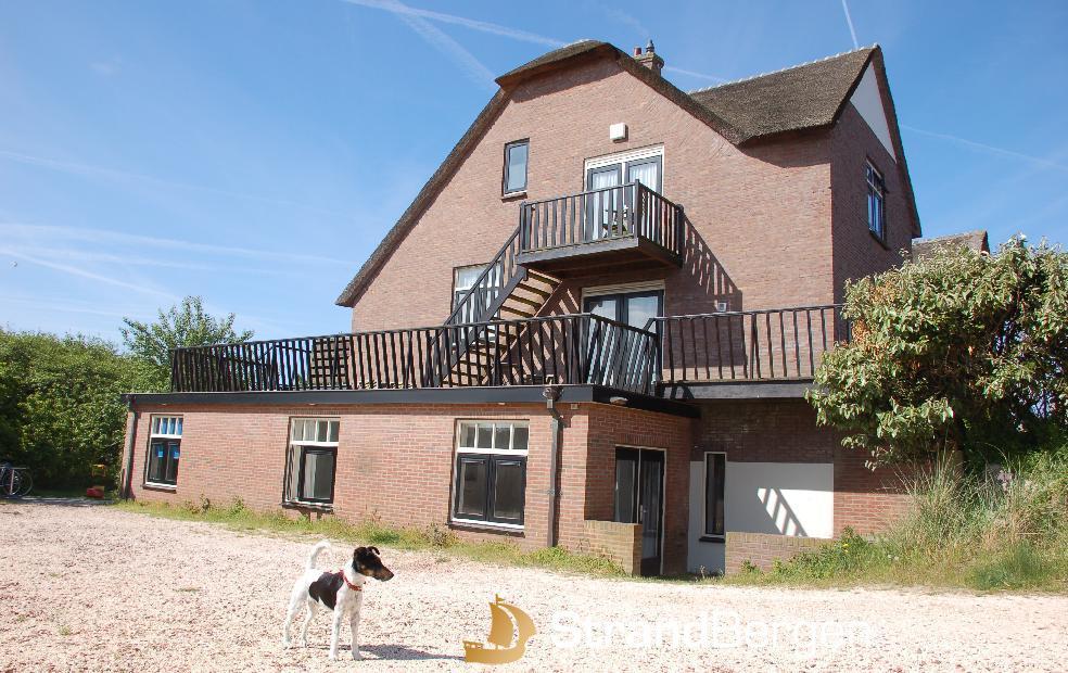 Mehrfamilienhaus Villa Flore Bergen aan Zee Nord Holland