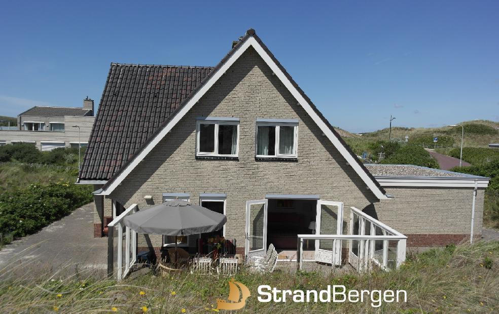 Villa Duin en Strand in Bergen aan Zee, tolles Ferienhaus in Toplage