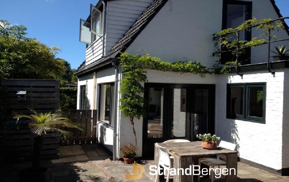 Paradis, Ferienhaus mit Privatsphäre in Bergen