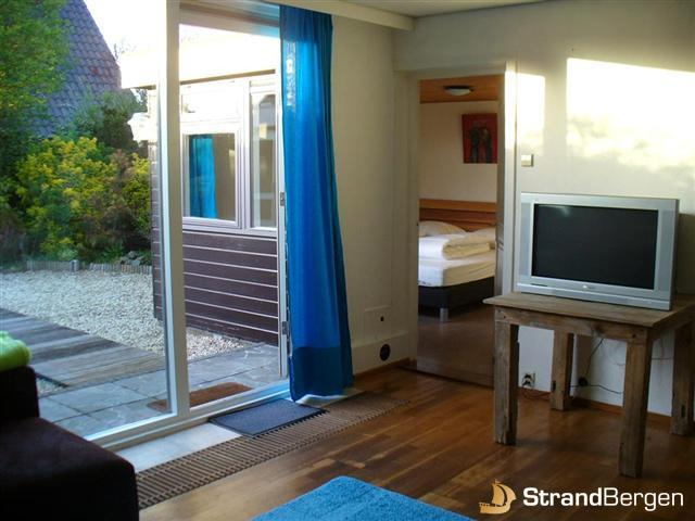 Appartement Sun Garden Bergen aan Zee, Noord-Holland