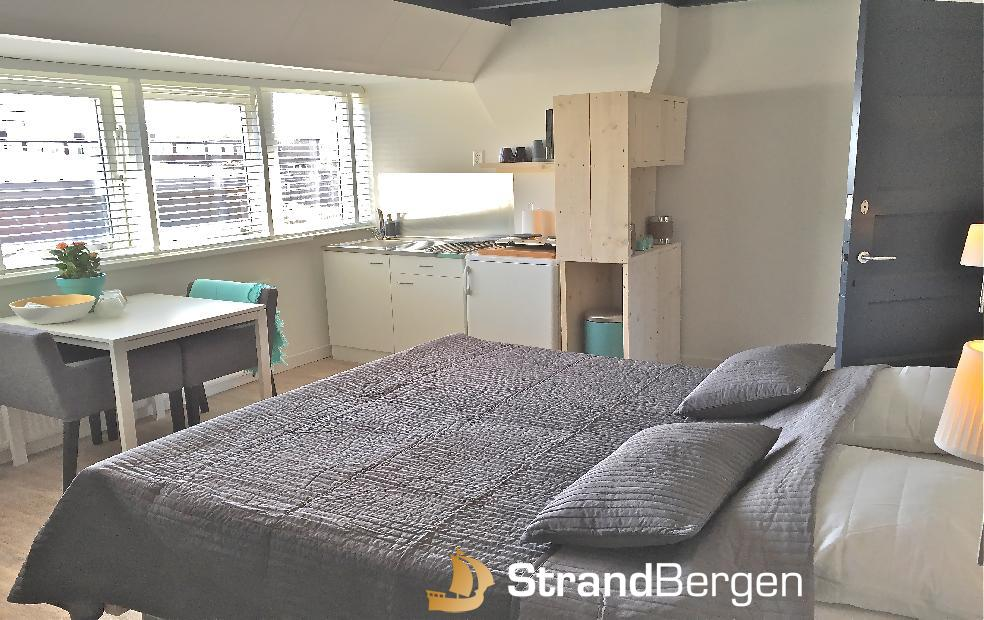 Sun Break 3 Bergen aan Zee, nieuwe en comfortabele studio, top!