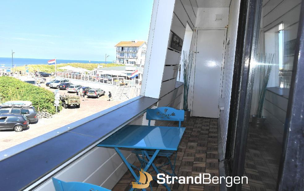 Mimpi aan Zee, gezellig appartement met prachtig zicht op zee