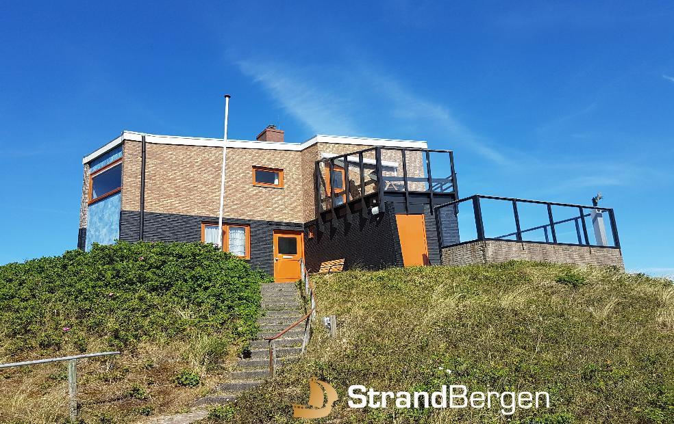 Ferienhaus Sachs Hoyz, Adlersnest in Bergen aan Zee: einmalig!