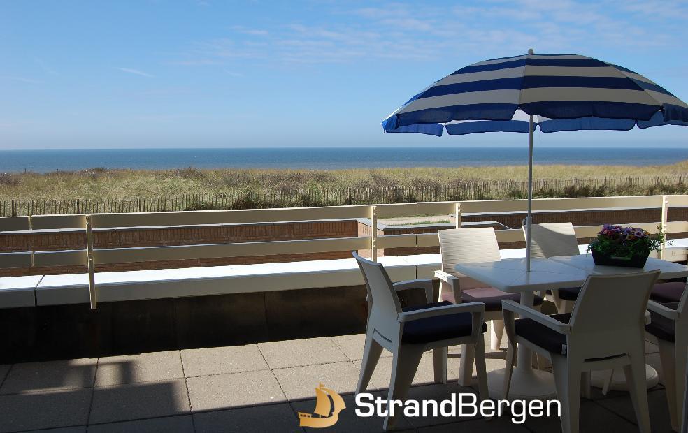 Apartment Victoria 1 mit einzigartigem Meerblick in Egmond aan Zee