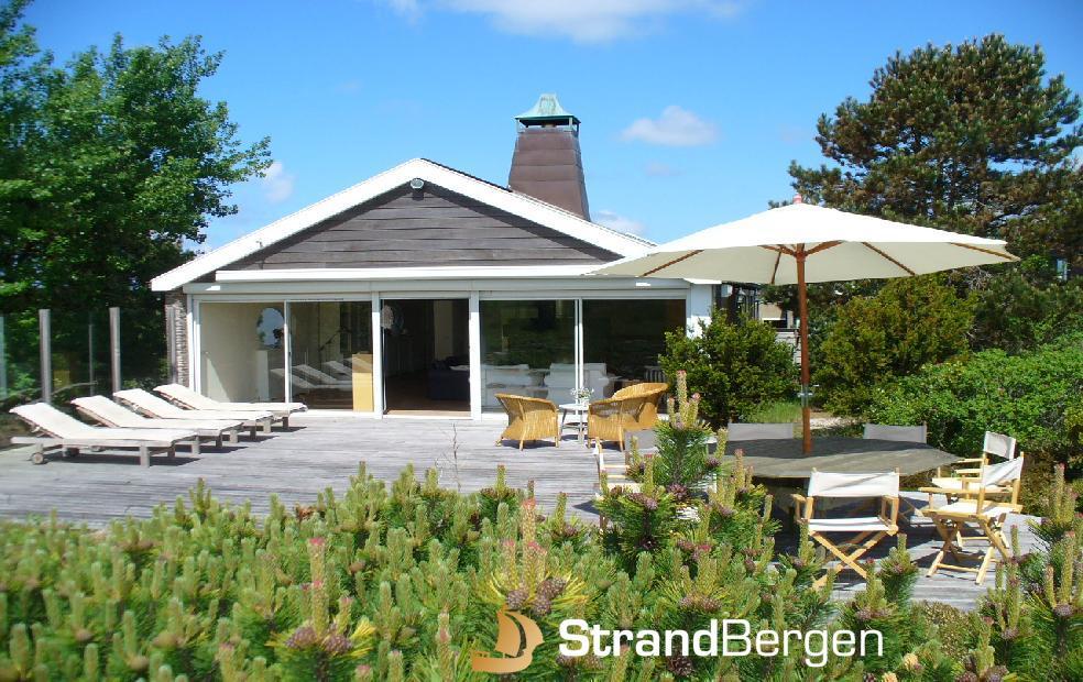 Vosseduin Bergen aan Zee, Design, Sauna, in den Dünen, einmalig!